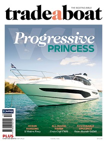 Trade A Boat Magazine Sample Cover